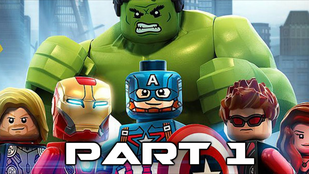 marvel lego xbox 360 walkthrough
