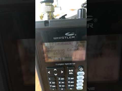 Palmetto P25 Phase 1 South Carolina/Georgia Multi Agency Radio System