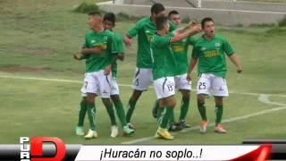 Sportivo Huracán 1-2 Alfredo Salinas / Copa Perú Repechaje Etapa Nacional 2015 - PURO DEPORTE