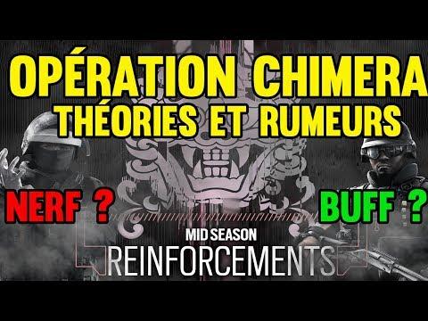 CASTLE BUFF ? DOC NERF ? DLC CHIMERA RUMEURS - RAINBOW SIX SIEGE
