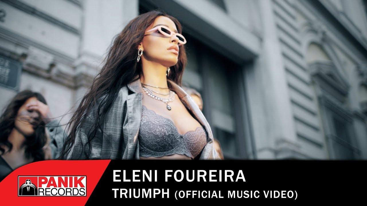 Eleni Foureira - Triumph - Official Music Video