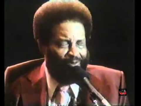 Lowell Fulson - Reconsider Baby 1983 (Live video)