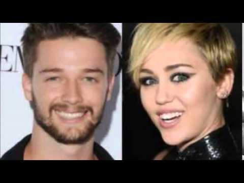 MILEY CYRUS IN SIZZLING ROMANCE WITH ARNOLD'S SON