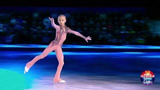 Вероника Жилина - «Chandelier». Ледниковый период. Дети. Второй сезон. 07.04.2019