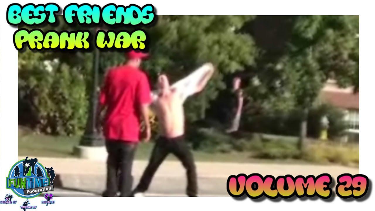 Best Friends Prank War Compilation Volume 29
