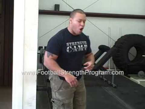 Over Head Pressing Exercises And Shoulder Health