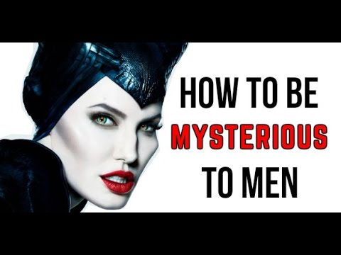 How to Make a Guy Fall In Love With You By Being MYSTERIOUS (8 Ways to Make a Guy Like You)