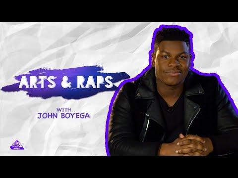John Boyega from Pacific Rim 2  Arts & Raps