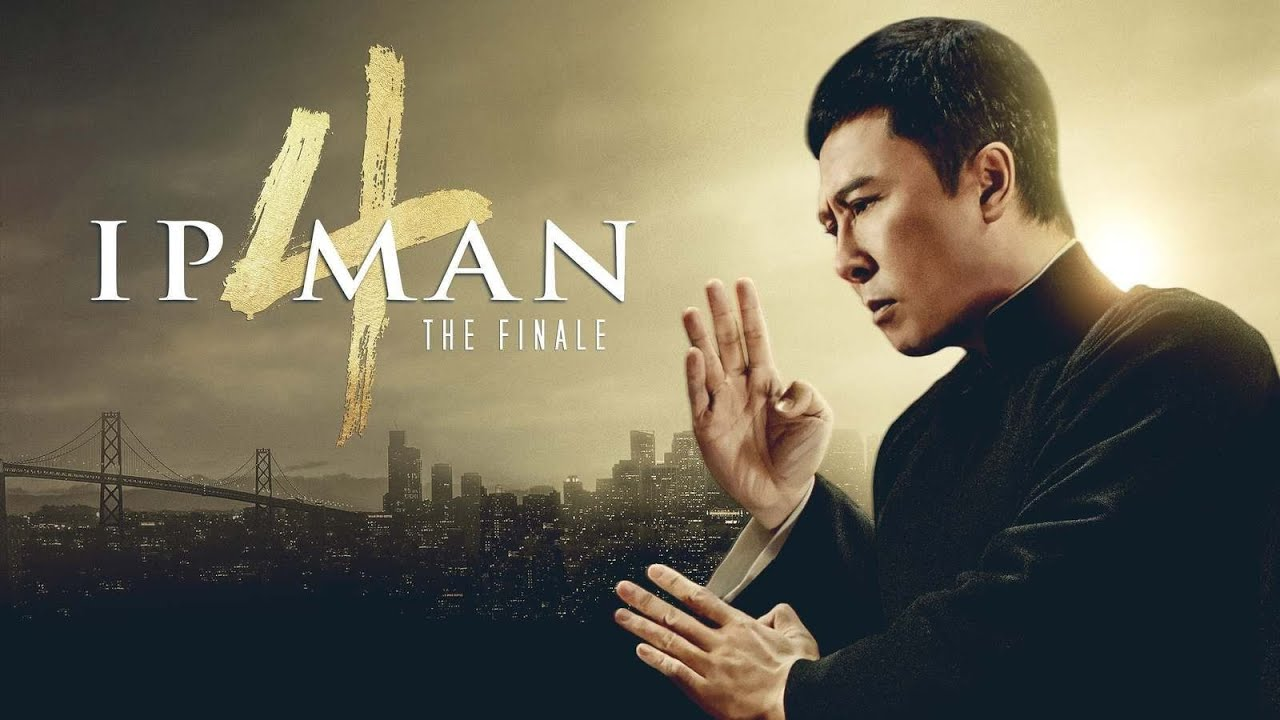 Download Ip Man 4: The Finale Full Movie (1080p)