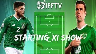 Gibraltar vs Republic of Ireland | Starting XI Show |