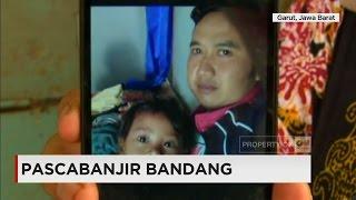 Demi Nyawa Putrinya, Ayah Terseret Arus Banjir Bandang Garut