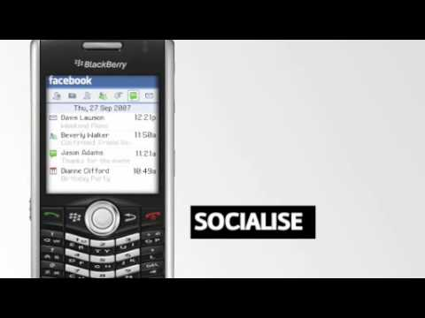 BlackBerry Pearl 8110 - I Can