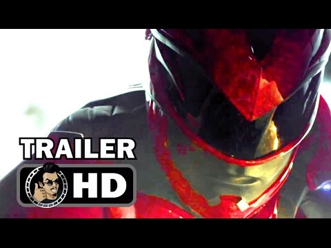 POWER RANGERS   2 2017 SciFi Action Movie HD
