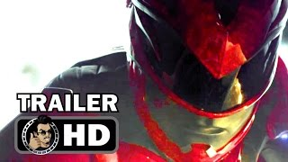 Repeat youtube video POWER RANGERS Official Trailer #2 (2017) Sci-Fi Action Movie HD