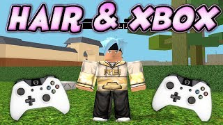 NEW XBOX CONTROLLER AND HAIRS UPDATE IN NINDO RPG: BEYOND!! | Roblox
