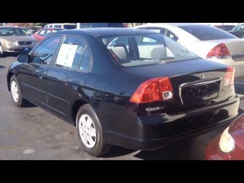 2003 Honda Civic LX Walkaround
