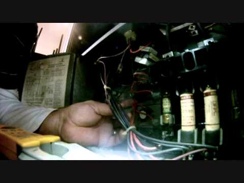 hqdefault hvac service intertherm electric furnace youtube Wiring Diagram for Miller Electric Furnace at eliteediting.co