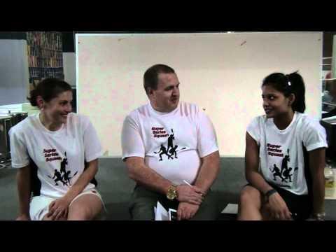 Super Series - Lisa and Dipika interview