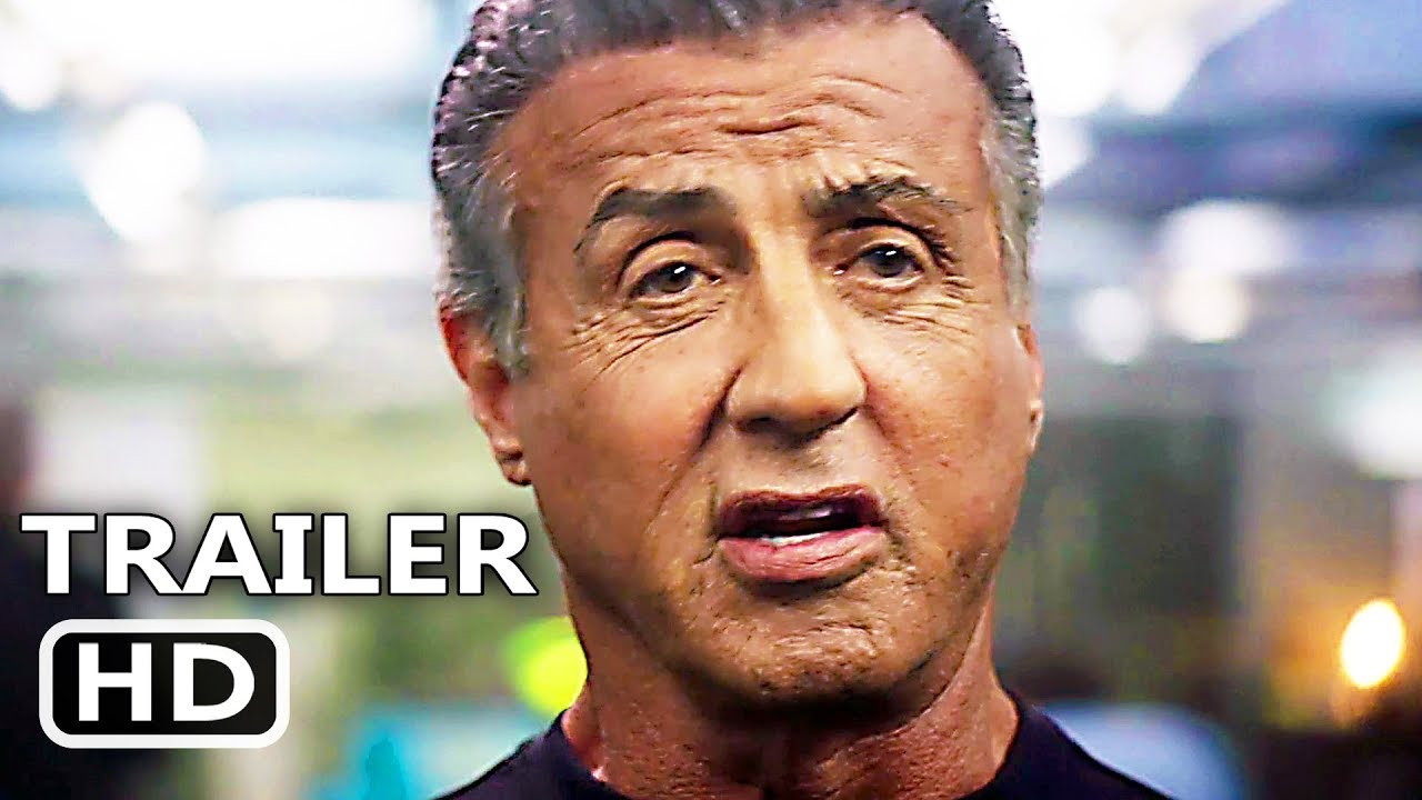 BACKTRACE Official Trailer (2019) Sylvester Stallone, Thriller Movie HD