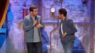 Jamel Debbouze et Malik Bentelha Très drôle