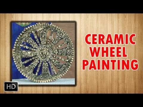 Cone painting with ceramic cones tutorial doovi for Ceramic mural tutorials