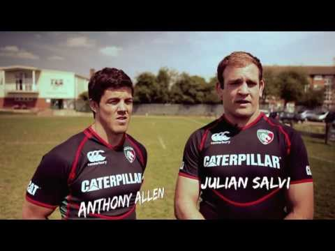 Guinness Behind the Badge - The Semi-Finals - Leicester Tigers