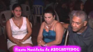 ASOCIACIÓN DE TRANSPORTE DOBLE-CABINA ASOCHOVEDOC REALIZA CENA NAVIDEÑA EN YAMASA