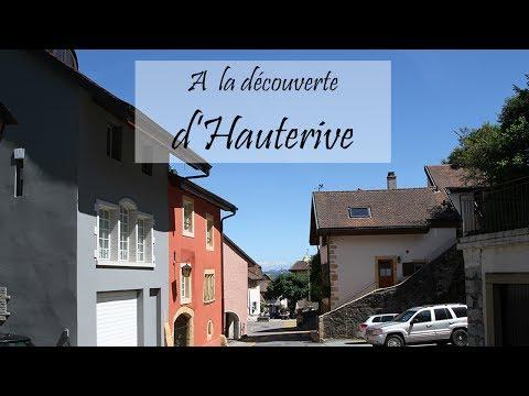 A la découverte d'Hauterive