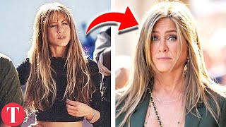 The True Story How Jennifer Aniston Became The People's Icon