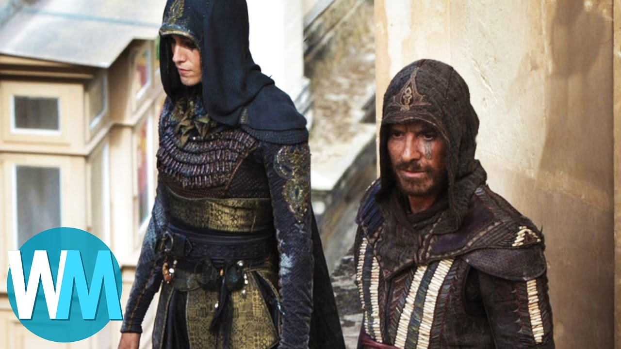 Top 10 Awesome Assassins Creed Movie Facts Youtube