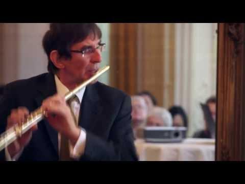 Gargonza Arts, Michael Faust, Messiaen: Le merle noir