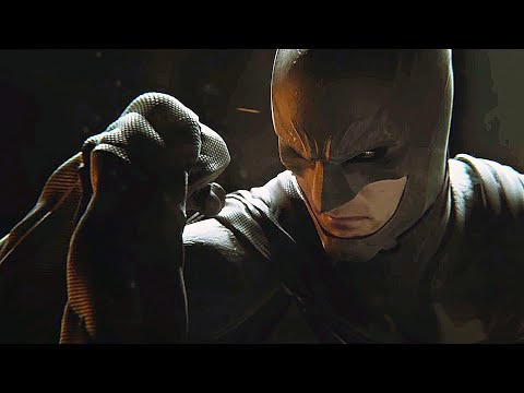 INJUSTICE 2 All Cutscenes Movie (Justice League) 2017