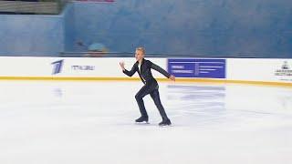 Произвольная программа Юноши Сочи Кубок России по фигурному катанию 2020 21