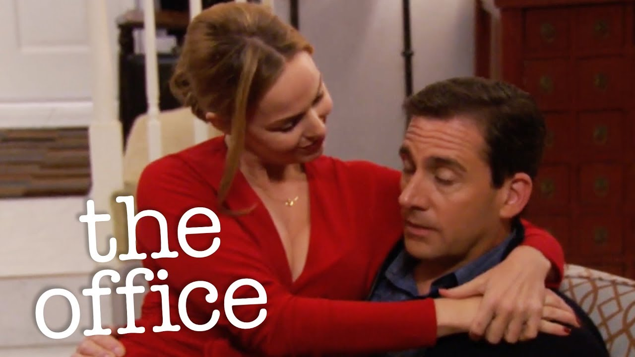 the dinner party the office