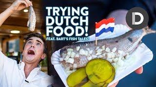 DUTCH FOOD TOUR!