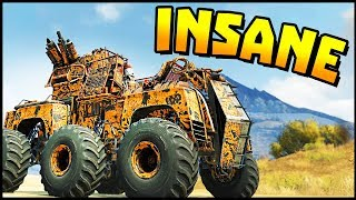 Crossout - THESE BUILDS ARE INSANE! (Crossout Gameplay)