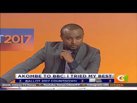 Citizen Extra : Commissioner Akombe Shocker