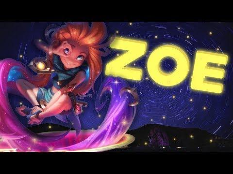Instalok - Zoe (Maroon 5 - What Lovers Do ft. SZA PARODY)