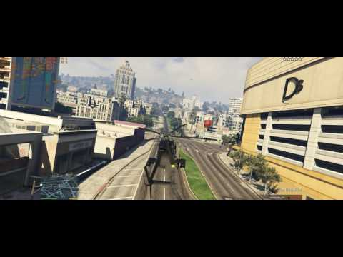Grand Theft Auto V 4K Ultra Settings i9 7900X 2X 1080 TI sli  ON driver 382 83 beta developer