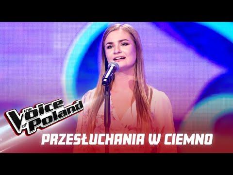 """Maja Mędrek - """"Love On The Brain"""" - Przesłuchania w ciemno - The Voice of Poland 11"""
