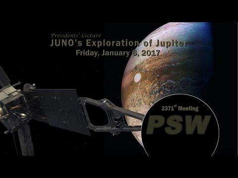 PSW 2371 Juno's Exploration of Jupiter   Scott Bolton