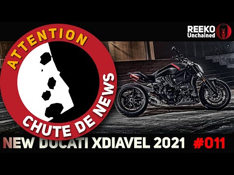 🔴 XDIAVEL 2021 : PRIX, SPECS & DISPO DE LA DUCATI CHUTE DE NEWS 🔴REEKO Unchained