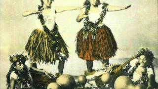 The Columbians & Ben Selvin - Pagan Love Song 1929 Vintage Hawaiian Hula Girls Hawaii Ukulele