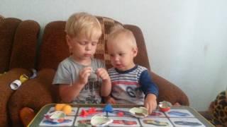 Розпакування іграшок Kinder Surprise БЕЗ МОНТАЖУ