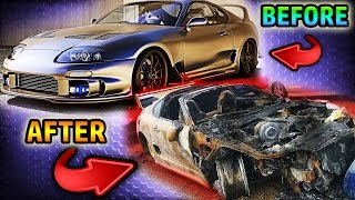 How To Drive Like a PRO ! ( NOT ) Car Fails Compilation(Supra,mustang,honda civic) 2017