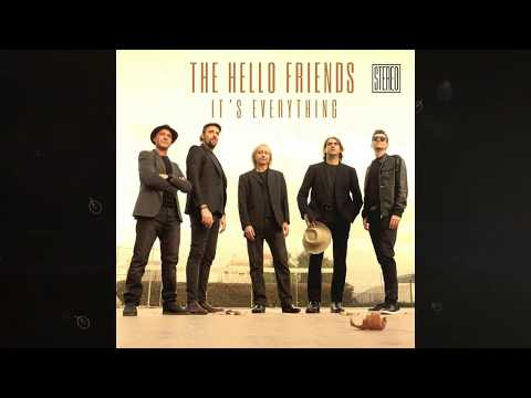 """It's Everything"" lo nuevo de THE HELLO FRIENDS disponible en febrero"