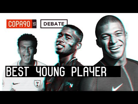 Who is The Best Young Player in The World? | COPA Debate