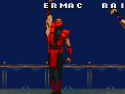 Download ERMAC - ULTIMATE MORTAL KOMBAT 3 - SUPER NINTENDO ( TODOS GOLPES, COMBOS E FATALITY'S )