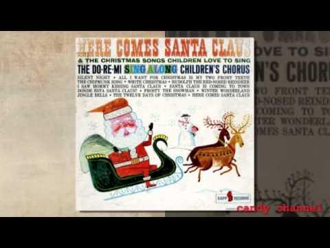 The Children Chorus   Chirstmas Songs  Full Album