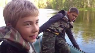 КАРЕЛИЯ для семейного отдыха 2015 2 ЧАСТЬ рыбалка Юлькинфилмз(Продолжение нашего очередного путешествия по Карелии., 2016-01-14T09:17:46.000Z)